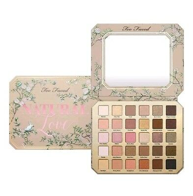 Too Faced Natural Love Ultimate Neutral Eye Shadow Palette 30 Shades