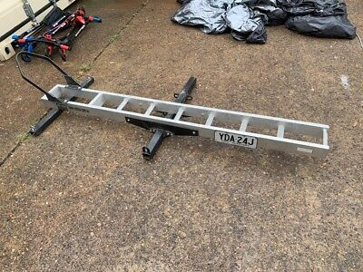 Mo-Tow Motow Mo Tow Motorbike Trailer Toe Motorcross Carrier To Transport Carry