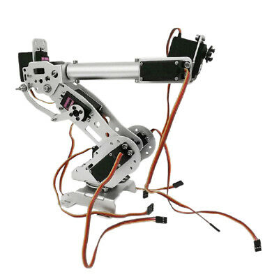 S7 7DOF Mechanical Robot Arm Clamp Claw Kit Manipulator for Robotics