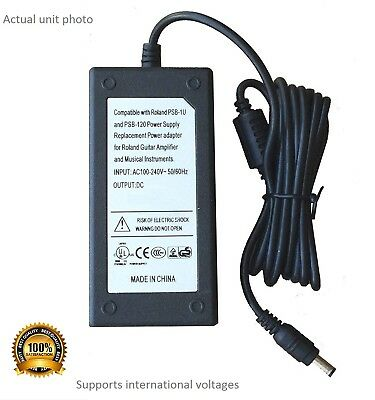 AC Adapter - Power Supply for  Boss GT-100 COSM Amp Effects Processor