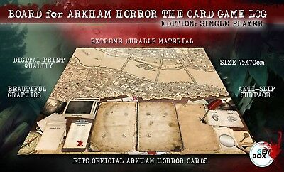 Arkham Horror Card Game Lcg Board Gameboard Cloth Playing Surface Playmat Ccg