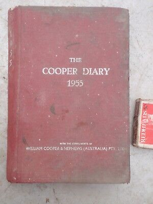 Coopers   Farmers Diary 1955