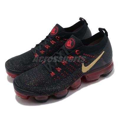 Nike Air Vapormax FK 2 CNY Flyknit Chinese New Year Men Shoes Sneaker BQ7036-001
