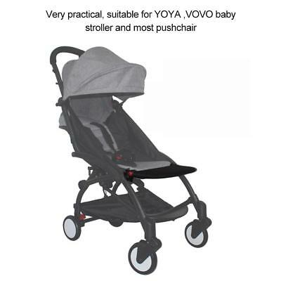 Baby Stroller Extension Footrest for YOYA VOVO Pushchair Foot Support Accessory