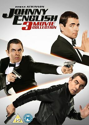 Johnny English: 3-movie Collection (Box Set with Digital Download) [DVD]