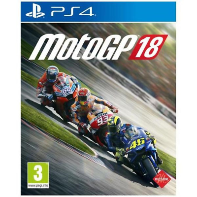 Koch Media PS4 MOTOGP 18 1027348