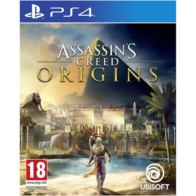 Ubisoft PS4 ASSASSIN S CREED ORIGINS ITA 300095034