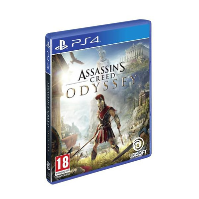 Ubisoft PS4 ASSASSIN S CREED ODYSSEY ITA 300100872
