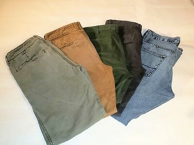 Lot Of Jeans Size 29 to 31 Levis Uniqlo Abercrombie & Fitch Banana republic