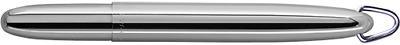 Fisher Space Pen 400JR Bullet pen with Jump Ring Chrome, NEW in box
