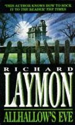 Allhallows Eve by Richard Laymon (Paperback) Book