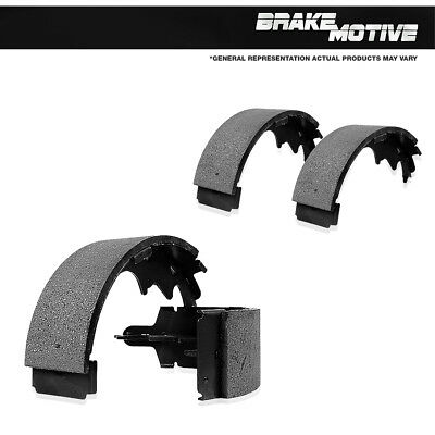 Rear Brake Shoes For Buick Century Electra Cadillac Deville Chevy Lumina Olds 98