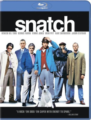 STATHAM,JASON-Snatch Blu-Ray NEW