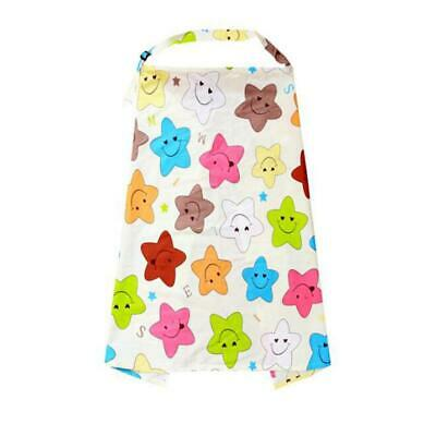Cotton Baby Mum Breastfeeding Nursing Covers Poncho Cover Up Blanket Shawl H