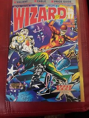 Wizard The Guide to Comics No 17 January 1993