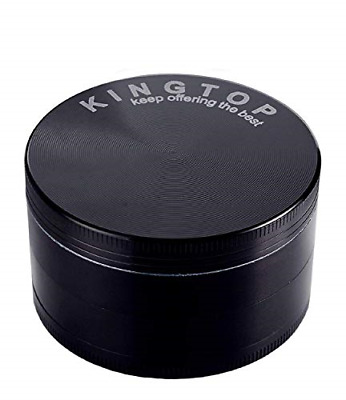 Kingtop Herb Spice Grinder Large 3.0 Inch *New*