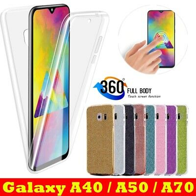 Slim 360° Shockproof Case Cover for Samsung Galaxy A40 A50 A6 A7 J6 J4 Plus 2018