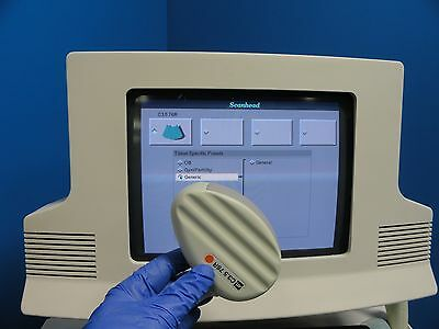 Philips ATL C3.5 76R  Convex / Curved Array Ultrasound Transducer Probe (8837)