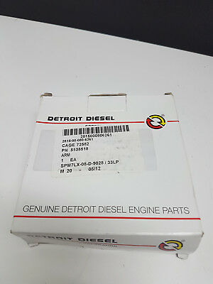 Genuine Detroit Diesel 5138518 Rocker Arm, Series149   - 2815-00-080-6261