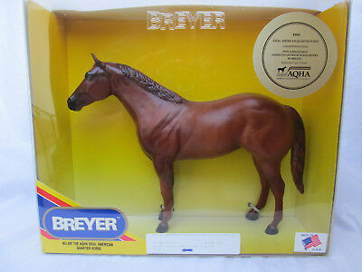 Breyer AQHA Ideal American Quarter Horse #497 NEW IN BOX