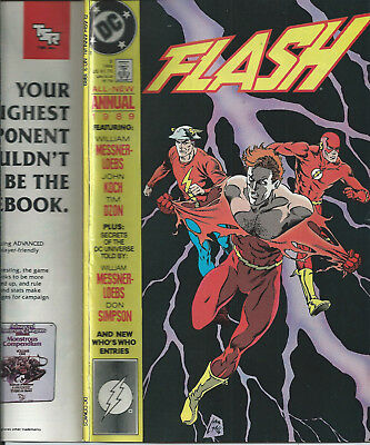 FLASH #3 (DC) All New Annual 1989