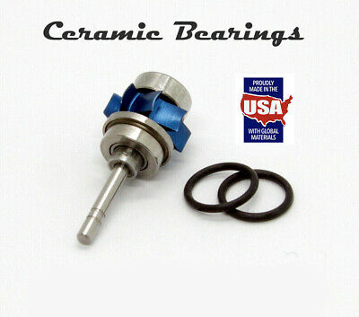 New Midwest Dental Tradition Lever Turbine - Ceramic Bearings