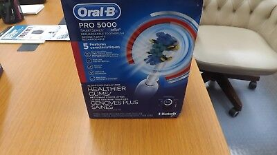 Oral-B Pro 5000 SmartSeries Bluetooth Rechargeable Toothbrush factory sealed
