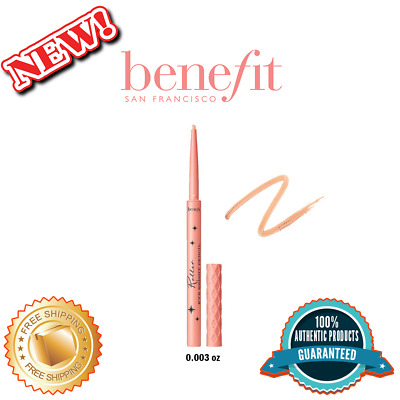 BENEFIT COSMETICS Roller Eye Bright Pencil, Soft-Pink Shade, Free Ship, 0.003 oz