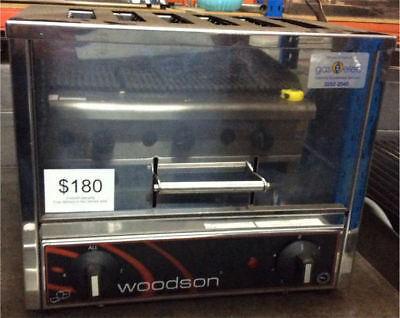 Woodson Commercial 6 Slice Toaster, WTOV6