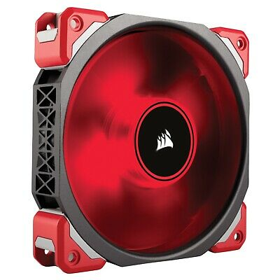 Corsair ML120 PRO LED Red 120mm Premium Magnetic Levitation Fan CO-9050042