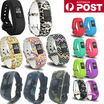 Replacement Wrist Band for GARMIN VIVOFIT 3 JR JUNIOR JR 2 Fitness Wristband E6