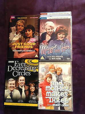 Just Good Friends, Maggie & Her, Ever Decreasing Circles And Mother Makes Three