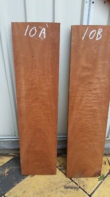 Australian Red Cedar woodworking timber 250mm x 28mm x 1000mm x 1 item