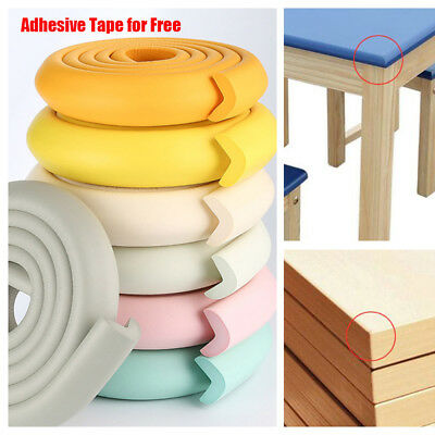 Kids Security Table Guard Strip Furniture Edge Crash Bar Desk Corner Protection