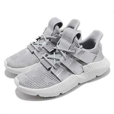 lowest price 9cf73 c601e adidas Originals Prophere W Grey Silver White Women Running Shoes Sneaker  CG6069