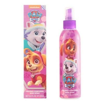 Colonia Infantil The Paw Patrol Cartoon (200 ml)