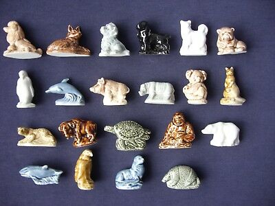 Wade Whimsies Wildlife, Survival, Dogs Excellent Condition FREE UK Postage