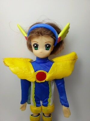 Card Captors  Fashion Doll Blue Warrior Sakura Japanese Anime RARE