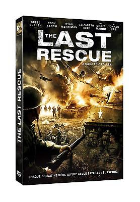 DVD The Last Rescue  Eric Colley Guerre Neuf sous cellophane