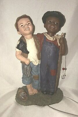 "Simon and Andrew All God's Children Miss Martha Figurine 5 1/2"" COA & Box"