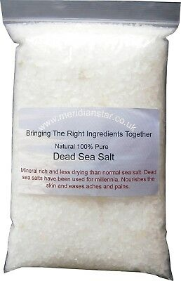 Dead Sea Salt Food Grade 250g 500g 1Kg 2Kg 5Kg 10Kg 25 Kg Nourishes The Skin