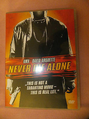 Never Die Alone, DVD