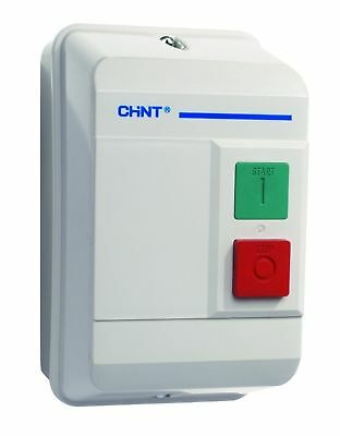 Chint DOL (Direct online Starter) - 5KW Chint IP55 NQ3-5.5P 240V