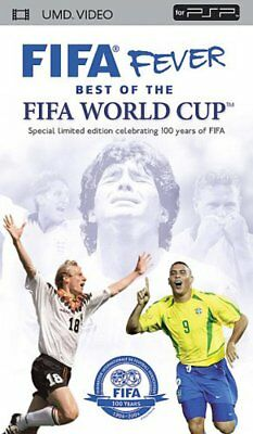 FIFA Fever - Best Of The World Cup [UMD Mini for PSP], 5023093060404