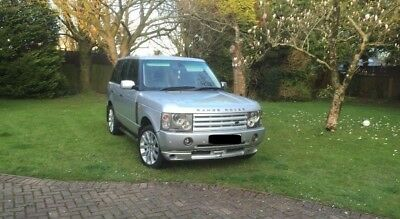 Range Rover with Overfinch enhancements new MOT