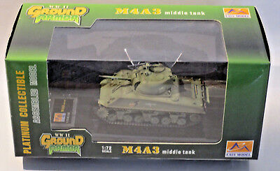 Easy Model Ground Armor 36256 M4 A3 OVP inkl. Sparversand
