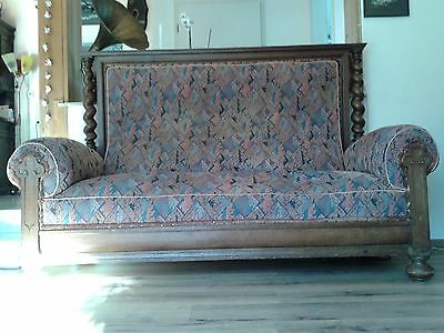 Antike Couch Sofa