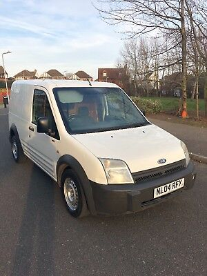 Ford Transit Connect 2004/04 Plate Low Mileage 136K Very Clean £1295 Ono