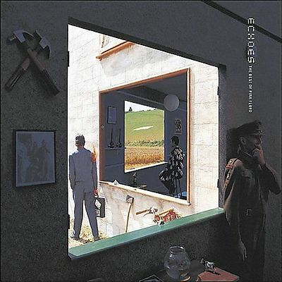 Echoes Best of Pink Floyd (2 CD Nov-2001) GREATEST HITS ROGER WATERS w/SLIPCOVER