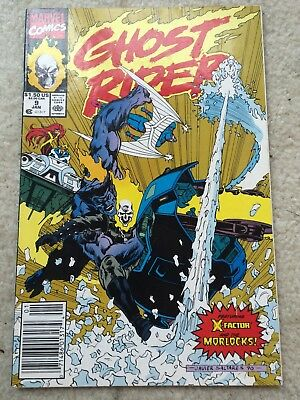 Ghost Rider Vol. 2 #9 *X-Factor Appearance * *99 Cent Auction Event*